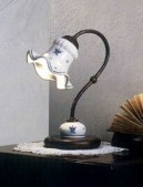 Настольная лампа ART. C 173 Ferroluce фото 1