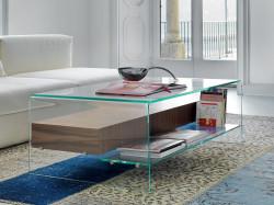 Bridge With Drawer And Shelf SOVET Журнальный столик