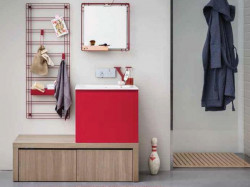 Acqua E Sapone Bath COMP4 Birex Мебель для ванной