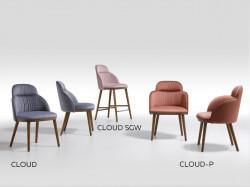 Cloud SG NATISA Барный стул