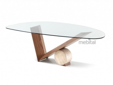 Нераскладной стол VALENTINO (Cattelan Italia)