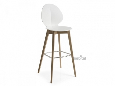 Барный стул Basil W CS/1496 (Calligaris)