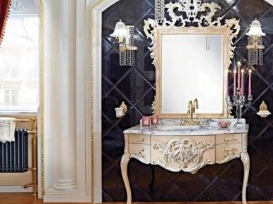 BAROCCO ROSA Lineatre Мебель для ванной