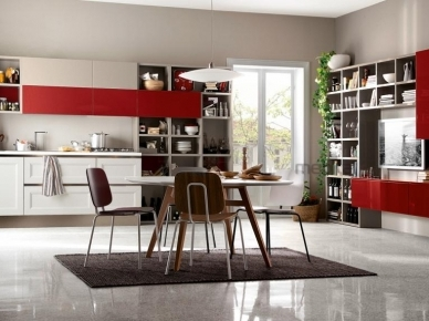 QUICK DESIGN, TABLET GO Veneta Cucine Итальянская кухня