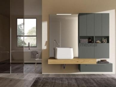ESSENZE, COMP. 17 Archeda Мебель для ванной