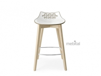 Jam W, CB/1485 Connubia Calligaris Барный стул