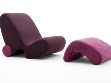 Beans Alberta Salotti Итальянское кресло