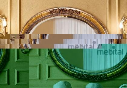 Зеркало 1112 Зеркало овальное (L05) (Andrea Fanfani)