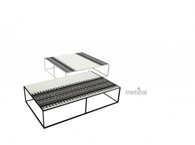 Canasta B&B Italia Мебель для улиц