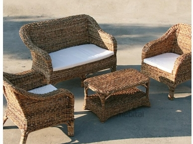 Clito Mini Sofa, Art. 1820/5 La Seggiola Мебель для улиц