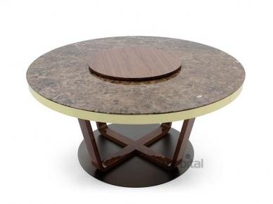 Ermione 00TA198 Seven Sedie Нераскладной стол