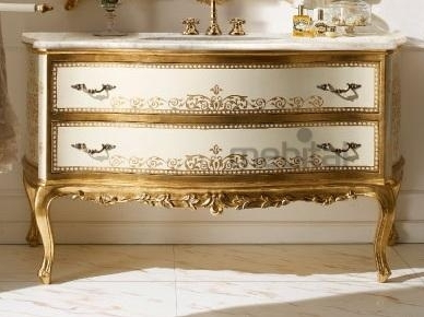 Мебель для ванной 2051/B Модуль для ванной (Andrea Fanfani)