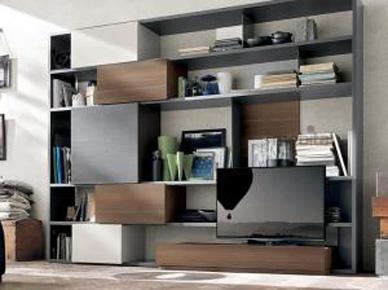 А090 Gruppo Tomasella Книжный шкаф