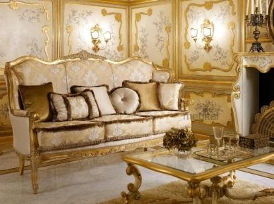 Итальянский диван 742/D Диван (Andrea Fanfani)
