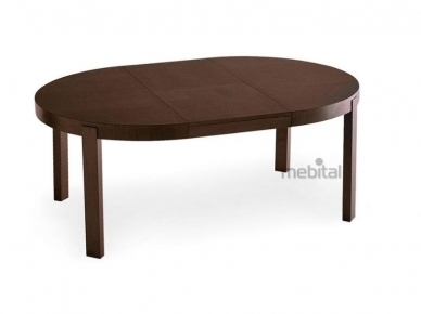 Atelier, CB/398-RD Connubia Calligaris Овальный стол