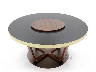 Ermione 00TA189 Seven Sedie Нераскладной стол