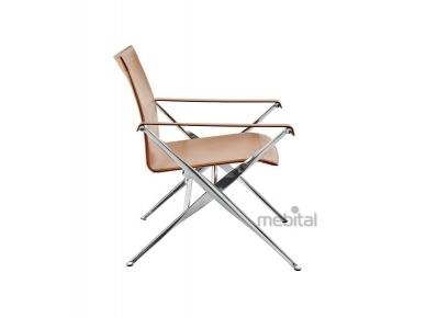 Beverly 14 B&B Italia Металлический стул