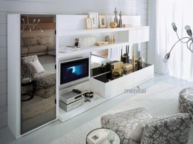 LALTROGIORNO COMP 821 TUMIDEI ТВ-стойка