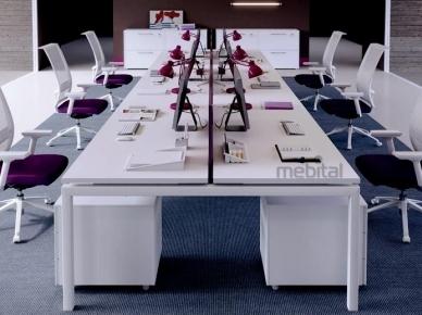 Мебель для персонала Dieci (Prof office)