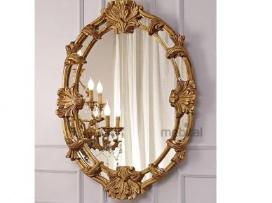 Зеркало 1074 Зеркало овальное (L12) (Andrea Fanfani)