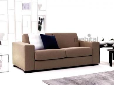 Итальянский раскладной диван Bonito Cappuccino (DeltaSalotti)