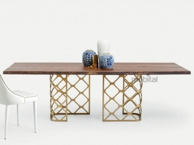 MAJESTY Bontempi Casa Нераскладной стол