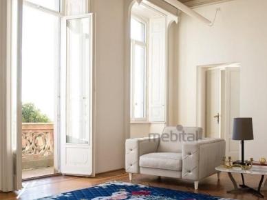 Belmondo Controluce Alberta Salotti Итальянское кресло