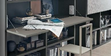 А074 Gruppo Tomasella Книжный шкаф