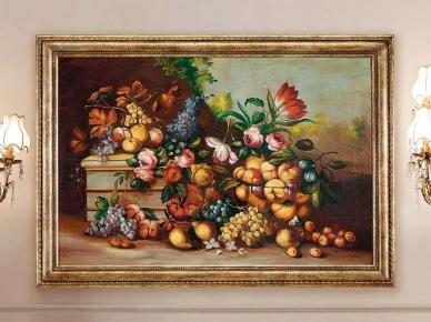 Картины 4000 Cassapanca e fiori (Andrea Fanfani)