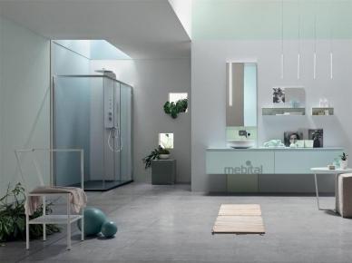 SOUL, COMP. 10 Arcom Мебель для ванной