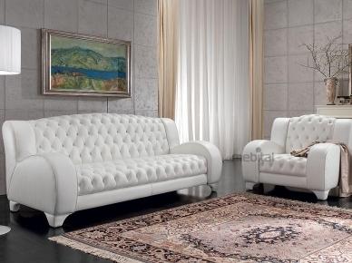 Итальянский диван Lory, Capitonne (Altavilla)