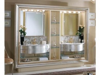 QUADRO, COMP. 4 Lineatre Мебель для ванной