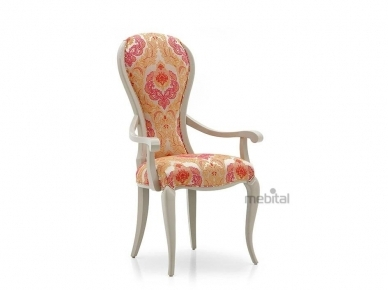 Итальянское кресло Alina 0417A (Seven Sedie)