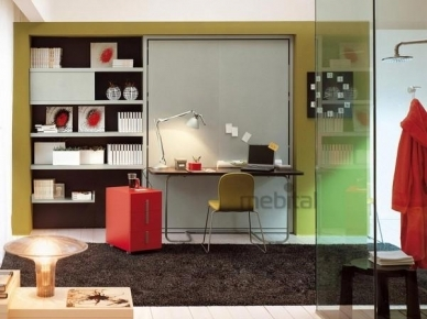 Ulisse desk Clei Трансформируемая мебель