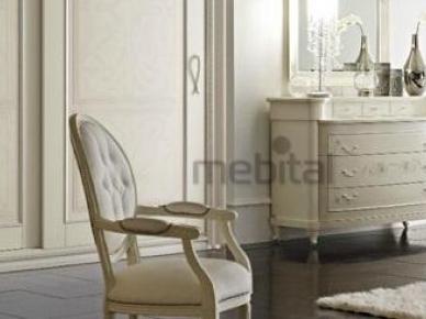 OM 627, Michelangelo Ghezzani Итальянское кресло
