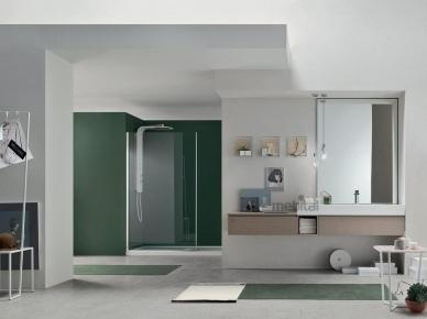 SOUL, COMP. 4 Arcom Мебель для ванной