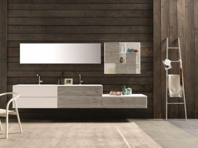TULLE, COMP. 8 Archeda Мебель для ванной