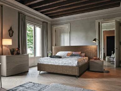 ZENO XL Gruppo Tomasella Мягкая кровать