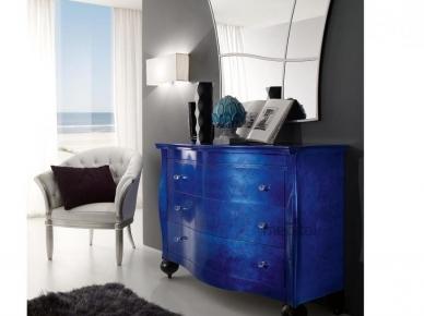 Комод Regina di Fiori, CO100 Blu (Ferretti e Ferretti)