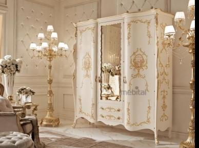 Распашной шкаф 2048 Шкаф с зеркалом (Andrea Fanfani)