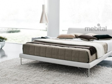 Мягкая кровать CHOCOLATE (Novamobili)
