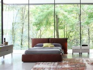 upholstered Devina Nais Мягкая кровать