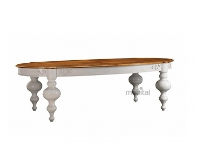CO.92/F Stella del Mobile Овальный стол
