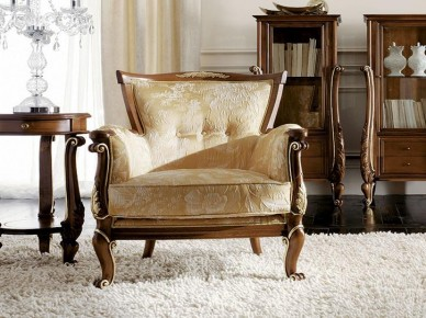 Итальянское кресло BOEMIA (Volpi)