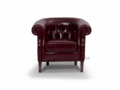 Итальянское кресло GOLD, SIGNORINI (Seduta dArte)