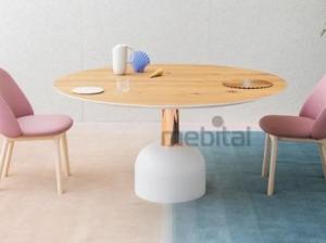 ILLO Miniforms Нераскладной стол