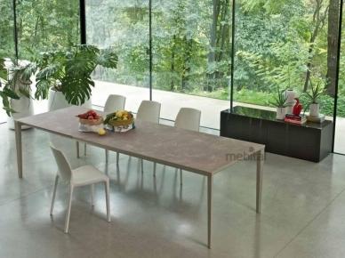 Раскладной деревянный стол ECHO IN (Bontempi Casa)