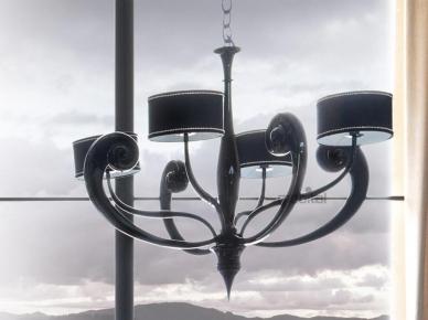 Потолочная лампа Antares Nero (CorteZARI)