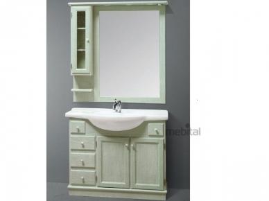 Firenze 105 A Gaia Mobili Мебель для ванной