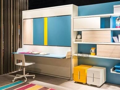 Трансформируемая мебель Kali duo board (Clei)
